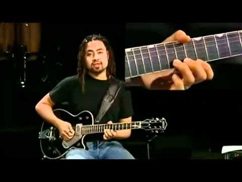 """Hillsong Church - Guitar Workshop """"Follow The Son"""", """"Higher"""", """"Mighty To Save"""""""