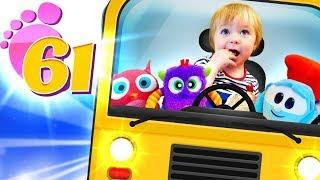 Привет, Бьянка - Играем в автобус - Шоу для детей.