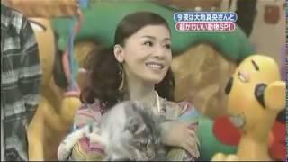 2008年 大地真央 Mao Daichi 相葉雅紀 Masaki Aiba 青木さやか Sayaka A...