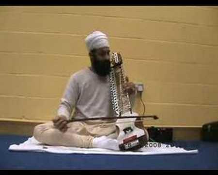 Ustaad Ranbir Singh Ji -  Dilruba - Raag Tilang