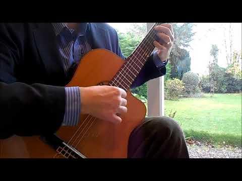 Ipcress File Theme - Guitar