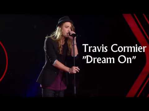 Travis Cormier - Dream On (Cover) Studio Version