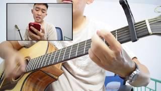 Bên ấy bên này - Cao Long - Guitar Cover - Seidei ft QL