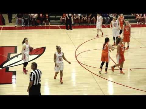 Lenape vs Cherokee Girls Varsity Basketball State Finals - 2016