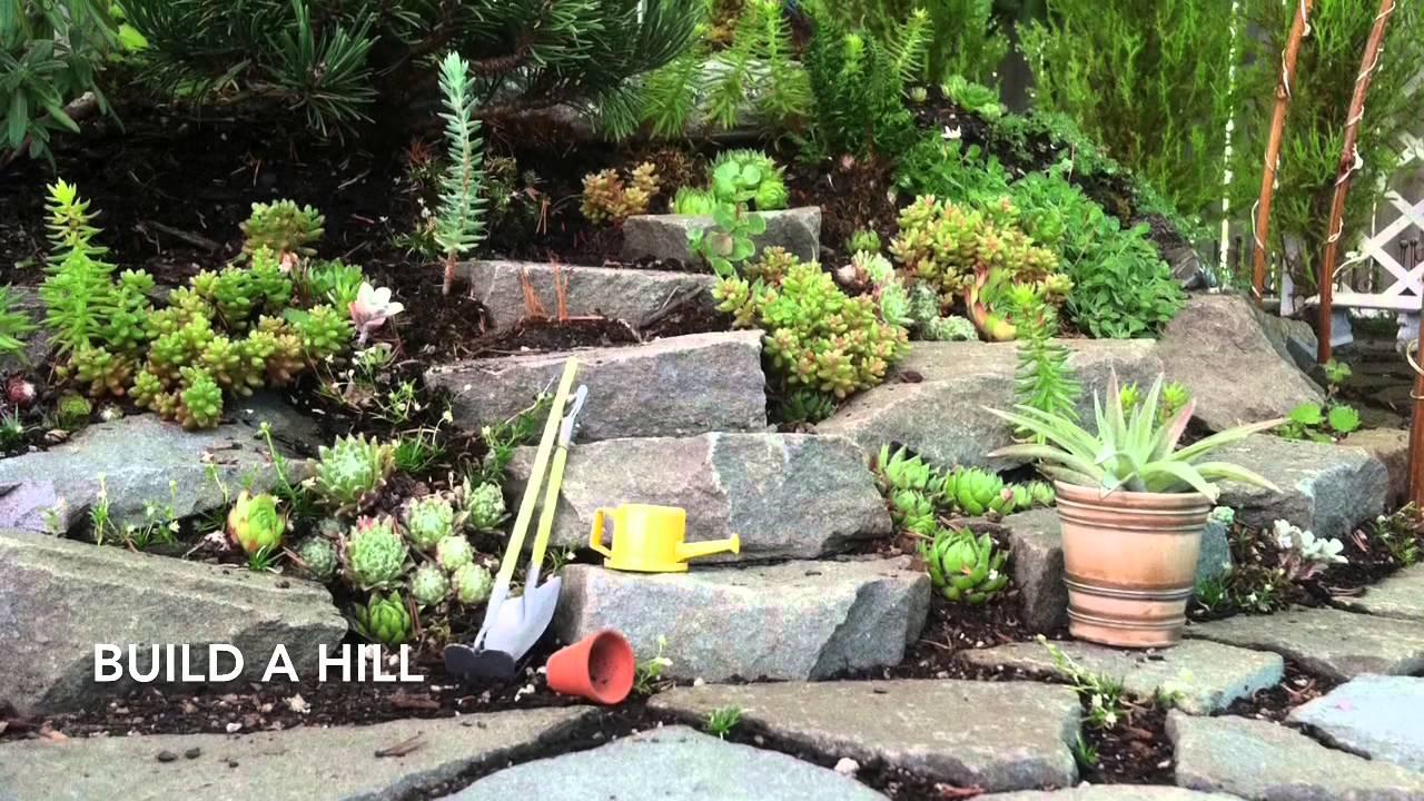 Miniature Garden Ideas YouTube