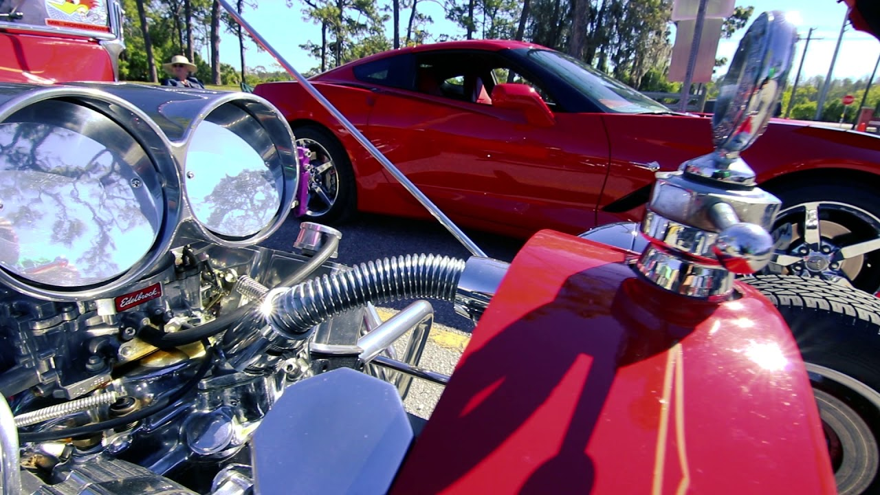 Hillsborough Fire Museum Car Show 3-17-18
