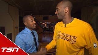 Cabbie shares emotional stories about his friend Kobe