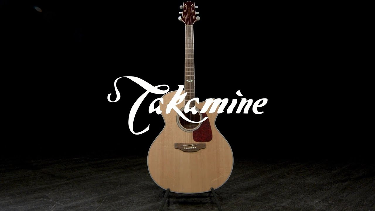 Takamine GJ72CE Electro Acoustic, Natural | Gear4music demo