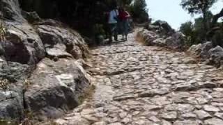 Mallorca Travel: Great View of Tramuntana during Hike up Puig de Maria