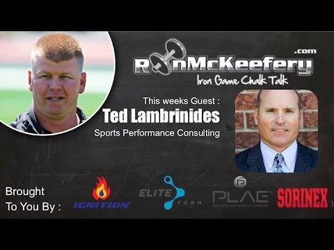 IGCT Episode #110: Dr. Ted Lambrinides - Information Intelligence