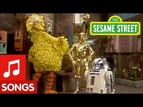 Sesame Street: Star Wars Song