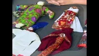 Техника декорирования тканей. Шьем авторские куклы. Татьяна Лазарева. Мастер класс