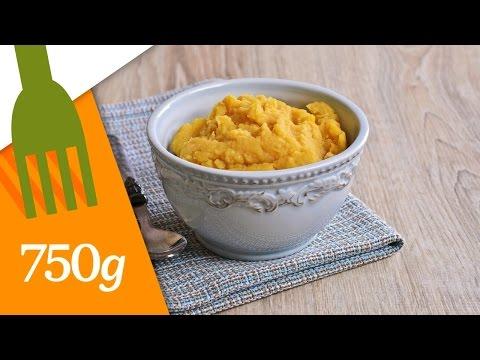recette-de-purée-de-carottes---750g
