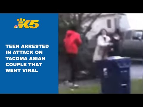 Teen arrested in Tacoma attack of Asian couple Tacoma Washington. Democratic Mayor