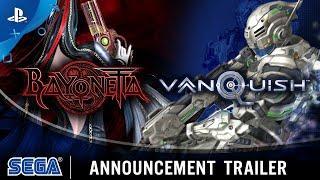 Bayonetta & Vanquish 10th Anniversary Bundle - Announcement Trailer | PS4