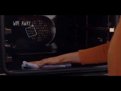 Neff Pyrolytic Self Cleaning Oven Easy To Clean Youtube