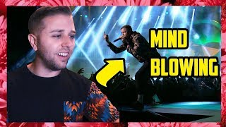 IMAGINE DRAGONS - BELIEVER/THUNDER (LIVE FROM IHEARTRADIO MMVAS 2017) (REACTION)