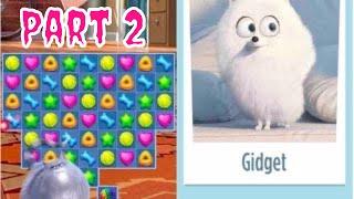 Gidget Unlocked! The Secret Life of Pets UNLEASHED gameplay Part 2