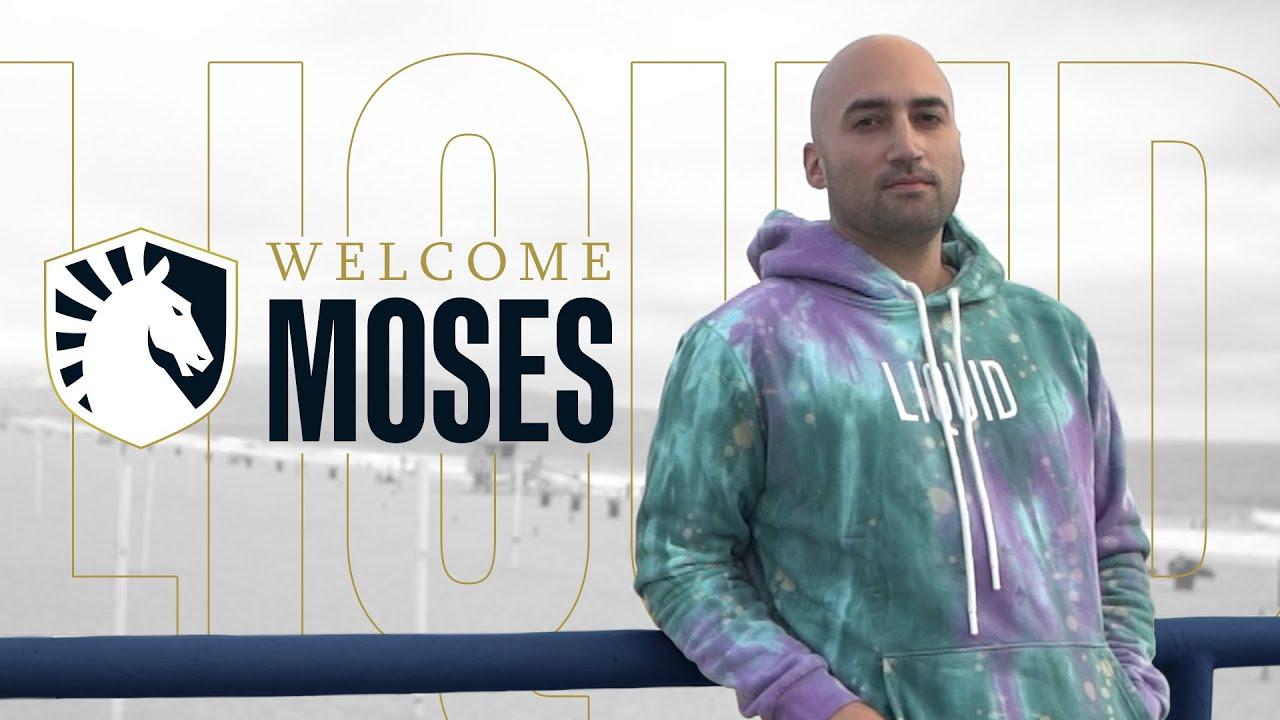 Welcome Moses   Team Liquid CSGO Roster Update