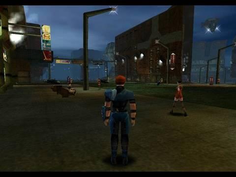 Review The Nomad Soul ( Dreamcast )