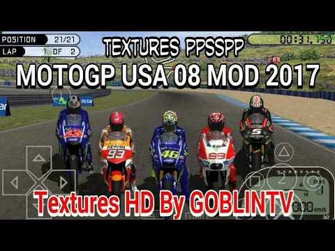 Save Data Save Textures Ppsspp Moto Gp Part 1