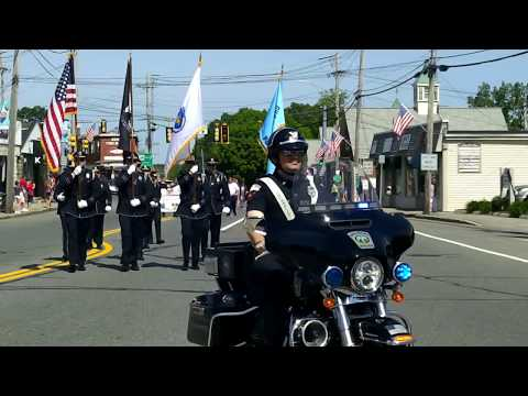 Memorial Day Parade In North Chelmsford, MA - May 27, 2019