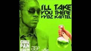 Vybz Kartel – I'll Take You There – Cure Pain Riddim – February 2016