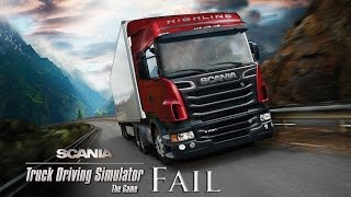 Scania Truck Driving Simulator► Ultimate Fail [HD]