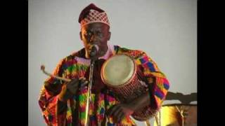The talking drum-Donno.mpg-Kwame Ansah-Brew @ Frostburg State Univ.