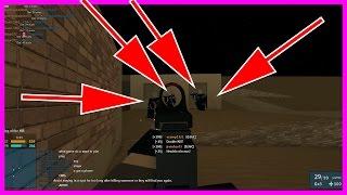 (BEST GUN) I LOVE THIS GUN!!! 10 KDR! | G36C Gameplay | ROBLOX Phantom Forces