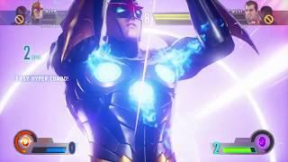 Vídeo Marvel vs. Capcom: Infinite