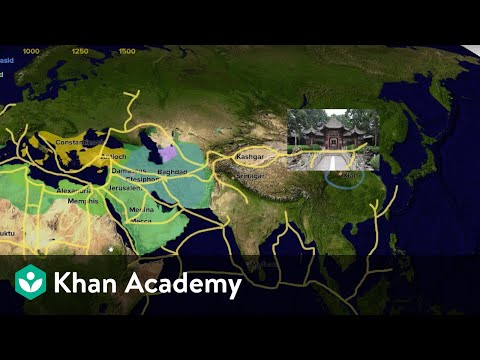 Spread of Islamic Culture | World History | Khan Academy