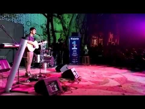 Raat Raazi by Prateek Kuhad Live at Utopia '15