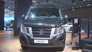 Nissan NV400 L2H2 dCi 170 6MT Panel Van (2019) Exterior and Interior