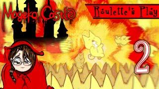 Video PROSCIUTTO IS LOVE! - Roulette's Play Mogeko Castle Part 2 - Let's Play JRPG Horror download MP3, 3GP, MP4, WEBM, AVI, FLV Maret 2018