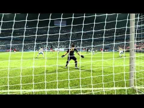PES 2012 Become A Legend || Top 25 Goals (Special)