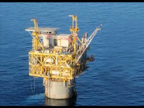 Oil & Gas Technology- Separator System-Offshore Exploration Platform