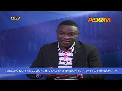 Agoro Ne Fom -  Adom TV (4-7-20)