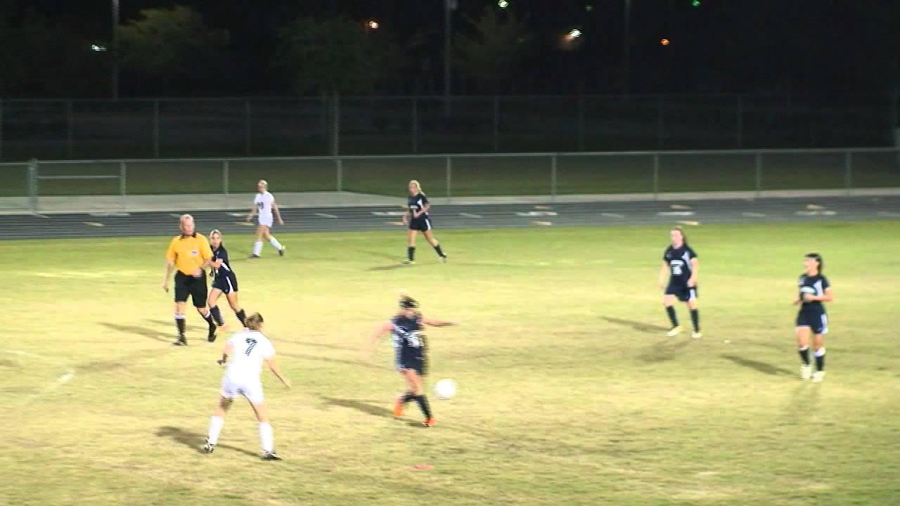 Manatee High School Girls Soccer -vs- Braden River HS - Game 2
