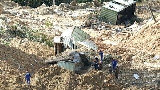 Tanah runtuh: SAR diteruskan selepas pemeriksaan Jabatan Mineral dan Geosains