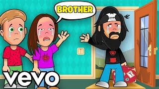 😭 Melvin PZ9 & Regina Sad Brother & Sister Song 💔(ANIMATION) Chad Wild Clay Vy Qwaint Spy Ninjas CWC