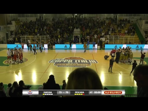 LNP COPPA ITALIA OLD WILD WEST 2019 Serie B Omegna vs Pescara