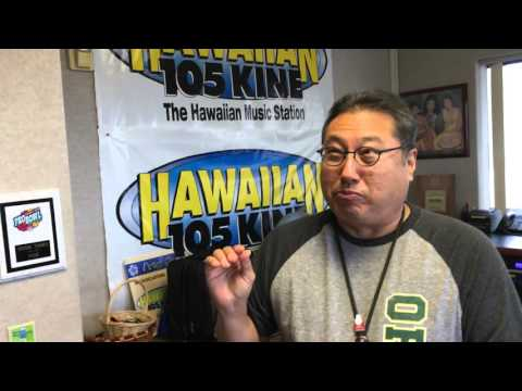 Bean Boozled! Part 1 with Dave Lancaster of Hawaiian 105's Morning Show