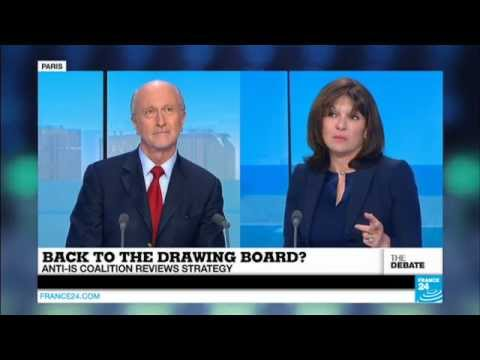 "Christopher Dickey: ""The United States is not going to fight Iraq's war"" - #F24Debate"