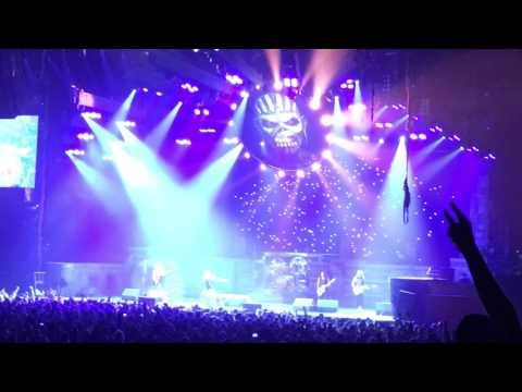 "Iron Maiden ""Blood Brothers"" - 6/11/17 - Amalie Arena, Tampa FL"