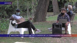 Yvelines | Welcome à l'ouverture de la saison de la Commanderie d'Elancourt