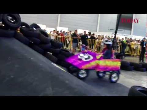 MediaCorp 'Race Me' Soapbox Derby, September 1 - 2, 2012.