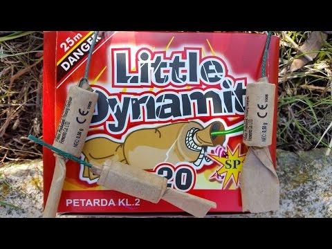 Pétard étranger Little Dynamit [SUPER POWER]