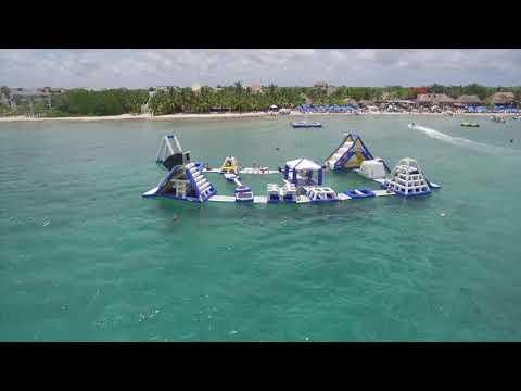 Aquaglide Aquapark Rental