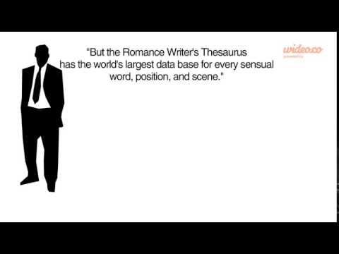 The Romance Writers Thesaurus and Plot Generator - by Wideo co
